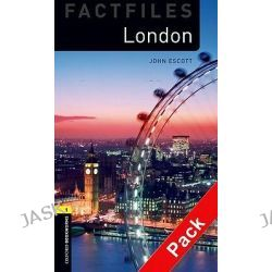 Oxford Bookworms Library, Stage 1: London Audio CD Pack by John Escott, 9780194235808.