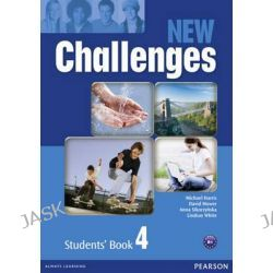 New Challenges 4 Students' Book, Challenges by Michael Harris, 9781408258392.