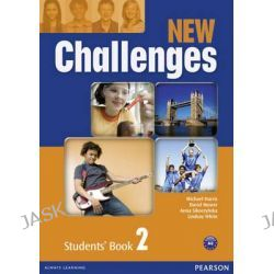 New Challenges 2 Students' Book, Challenges by Michael Harris, 9781408258378.
