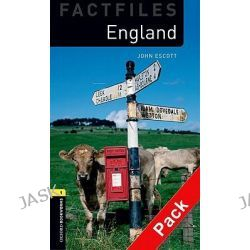 Oxford Bookworms Library, Stage 1: England Audio CD Pack by John Escott, 9780194235785.
