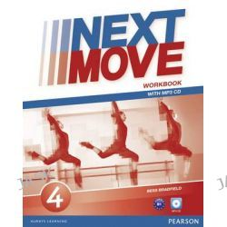 Next Move 4 Workbook & MP3 Audio Pack, 4 by Bess Bradfield, 9781447943662.