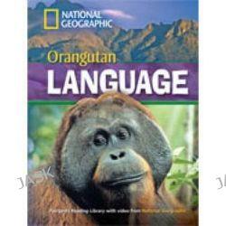 Orangutan Language, Footprint Reading Library 1600 by Rob Waring, 9781424023479.
