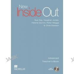 New Inside Out Advanced, Teacher's Book with Test CD by Sue Kay, 9780230020917.