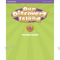 Our Discovery Island Picture Cards 4, Our Discovery Island, 9781447900382.