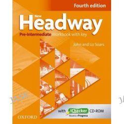 New Headway, Pre-Intermediate: Workbook + iChecker with Key by John Soars, 9780194769648.