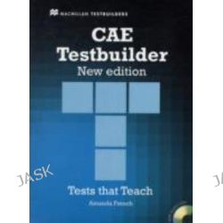 New CAE Testbuilder, Student Book Pack without Key by Jake Allsop, 9780230727953.