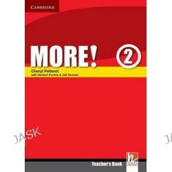More! Level 2 Teacher's Book, More! by Cheryl Pelteret, 9780521713023.