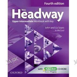 New Headway, Upper-Intermediate : Workbook + Ichecker with Key by John Soars, 9780194718882.