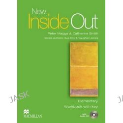 New Inside Out Elementary, Workbook Pack with Key by Pete Maggs, 9781405085984.