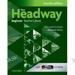 New Headway, Beginner: Teacher's Book + Teacher's Resource Disc by John Soars, 9780194771115.