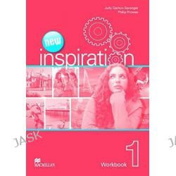 New Edition Inspiration Level 1, Workbook by Helena Gomm, 9780230412545.