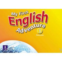 My First English Adventure, Flashcards Level 1 by Mady Musiol, 9780582793552.