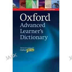 Oxford Advanced Learner's Dictionary, (Includes Oxford iWriter) by Joanna Turnbull, 9780194799041.