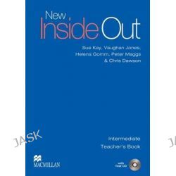 New Inside Out Intermediate, Teachers Book and Test CD by Sue Kay, 9780230020979.