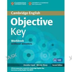 Objective Key Workbook without Answers, Objective by Annette Capel, 9781107699212.