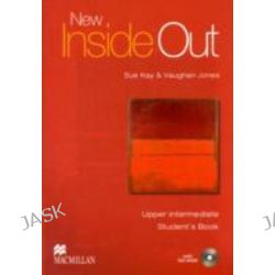 New Inside Out Upper - Intermediate, Student Book with CD-ROM Pack by Sue Kay, 9780230009141.