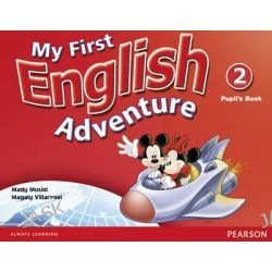 My First English Adventure Level 2 Pupil's Book, 2 by Mady Musiol, 9780582793682.