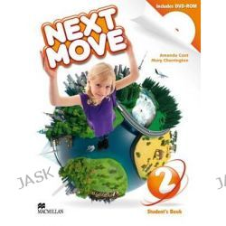 Next Move Student's Book Pack Level 2, Next Move by Amanda Cant, 9780230444287.