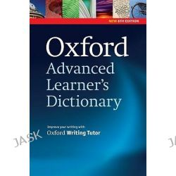Oxford Advanced Learner's Dictionary, Dictionaries Intermediate to Advanced by A. S. Hornby, 9780194799003.
