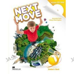 Next Move Student's Book Pack Level 1, Next Move by Amanda Cant, 9780230444249.