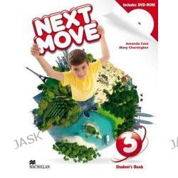 Next Move Student's Book Pack Level 3, Next Move by Amanda Cant, 9780230444324.