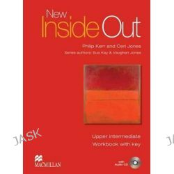 New Inside Out: Upper -intermediate, Work Book + Key Pack by Sue Kay, 9780230009233.