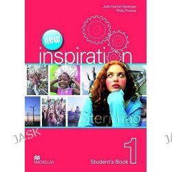 New Edition Inspiration Level 1, Student's Book by Philip Prowse, 9780230408470.
