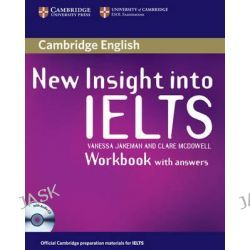 New Insight into IELTS Workbook Pack, Insight by Vanessa Jakeman, 9780521680967.
