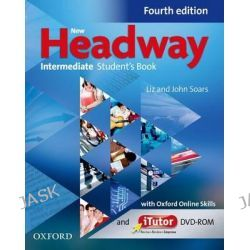 New Headway, Intermediate: Student's Book with iTutor and Oxford Online Skills by John Soars, 9780194772785.