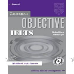 Objective IELTS Advanced Workbook with Answers, Objective by Annette Capel, 9780521608787.