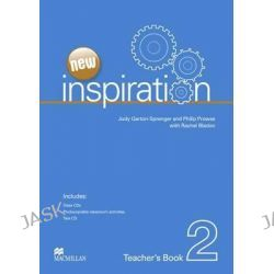 New Edition Inspiration Level 2, Teacher's Book & Test CD & Class Audio CD Pack by Helena Gomm, 9780230412422.