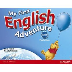 My First English Adventure Starter Pupils Book, English Adventure by Mady Musiol, 9780582793781.