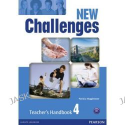 New Challenges 4 Teacher's Handbook, Challenges by Patricia Mugglestone, 9781408258491.