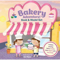 Bakery Adventure Book & Model Set by Ed Myer, 9781760068233.