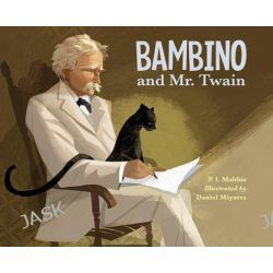 Bambino and Mr. Twain by P I Maltbie, 9781580892728.