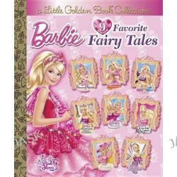 Barbie, 9 Favorite Fairy Tales by Golden Books, 9780449818619.