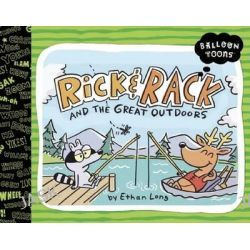 Balloon Toons, Rick and Rack and the Great Outdoors by Ethan Long, 9781609050344.