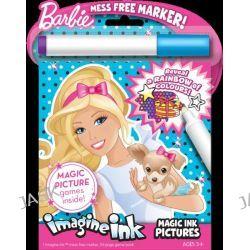 Barbie Imagine Ink Magic Ink, 9781743632130.