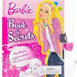 Barbie Book of Secrets, Barbie Book of Secrets by Parragon, 9781781867877.