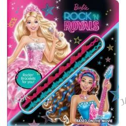 Barbie in Rock 'n Royals, Book and Jewelry by N/A Various, 9780794435561.