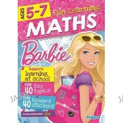 Barbie KS1 Maths - Pedigree Education Range 2015, 9781908152992.