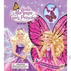 Barbie Mariposa & the Fairy Princess, Storybook and Necklace by Ulkutay Design Group, 9780794428389.
