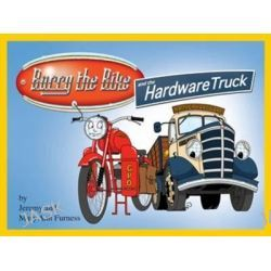 Barry the Bike and the Hardware Truck, Barry the Bike by Jeremy Furness, 9780980633825.