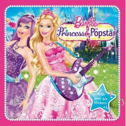 Barbie: The Princess & the Popstar Storybook by The Five Mile Press, 9781743009093.