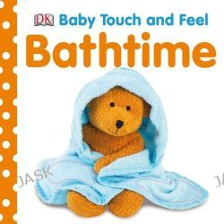 Bathtime, Baby Touch and Feel by DK, 9781405336789.