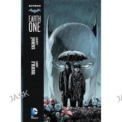 Batman, Earth One Volume 1 by Gary Frank, 9781401232092.
