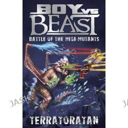 Battle of the Mega-mutants - Terratoratan, #16 Mudasaurusmax by Mac Park, 9781921931185.