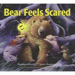 Bear Feels Scared by Karma Wilson, 9780689859861.