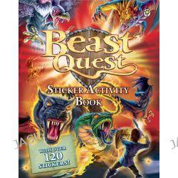 Beast Quest, Sticker Activity Book by Adam Blade, 9781408335123.