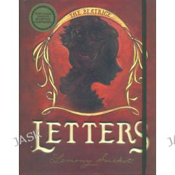 Beatrice Letters, The Beatrice Letters [With Poster] by Lemony Snicket, 9780060586584.